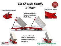 Max Atlas Tilt Container Chassis