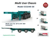 Max Atlas Multi User Container Chassis