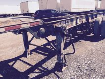 40′ – 53′ Used Chassis